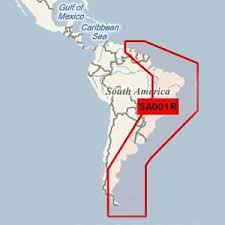 Garmin Charts Garmin G2 Hxsa001r South America East Coast