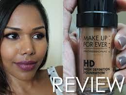makeup forever ultra hd foundation uk