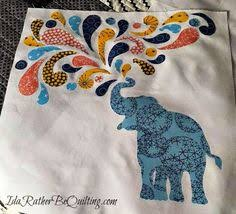 Free pattern day: Baby quilts ! (part 1)   Mine   Pinterest   Free ... & Nice idea for baby quilt - straight appliqué Adamdwight.com