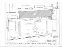 The Urban Layout Of Old Town San Diego  San Diego History Center Mission San Diego De Alcala Floor Plan