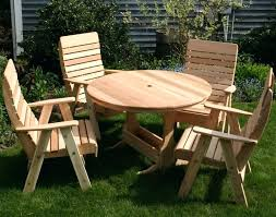 round picnic table with benches round wooden garden table bench small round outdoor wooden picnic table round picnic table