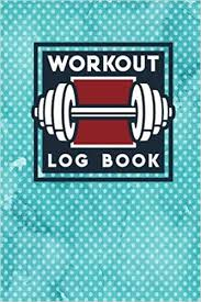 Work Out Charts Template Workout Log Book Exercise Notebook For Women Workout Diary