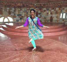Yoga center at Nritygram Dance ashram - Laya Arts Collective- Priya Narayan  | Facebook
