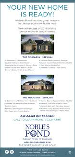 noble s pond homes