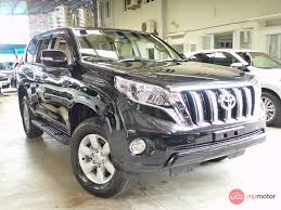 2016 Toyota Land Cruiser Prado for sale in Malaysia for RM246,000 ...