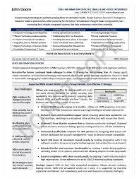 CIO Resume Sample, Executive Resume Sample, Executive Resume Sample  Technology, Technology Resume Sample