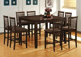 Preston 9 PC Counter Height Dining Room Badcock Home Furniture