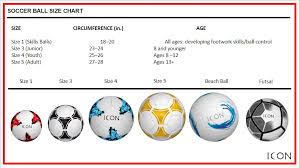 Soccer Ball Size Chart Icon Thermally Bonded Beach Soccer Ball Yellow Ball With Multicolor Waves