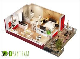 One Bedroom Apartment Design 1000 Images About Houses And Floor Plans On Pinterest One