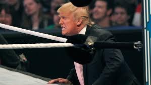 President Trump Tweets Video of Him Tackling CNN in Wrestling.