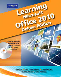 pearson learning microsoft office 2010 deluxe student edition view larger cover learning microsoft office