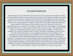 interior design concept statement remesla info interior design concept statement and get inspired our home design ideas