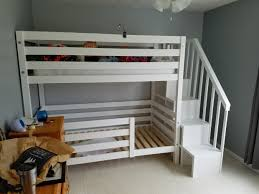 Bunk Beds Top 25 Best Bunk Beds With Stairs Ideas On Pinterest Bunk Beds