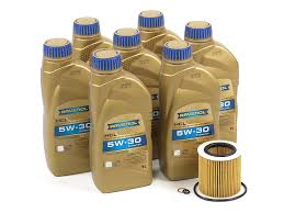 All BMW Models 2007 bmw 335i maintenance schedule : Amazon.com: BLAU J1A6113-G BMW 335i Motor Oil Change Kit - 2007-15 ...