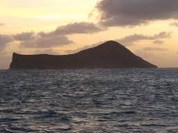 Rabbit Island Sunset Oahu Photograph by Petra Smith