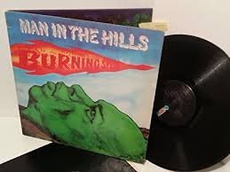 Unknown - <b>BURNING SPEAR man</b> in the hills, gatefold, ILPS 9412 ...