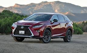 2018 lexus midsize suv. delighful suv in f sport trim the lexus rx looks appropriately racy especially its  attractive 20inch aluminum wheels but when you drive it with enthusiasm  intended 2018 lexus midsize suv t