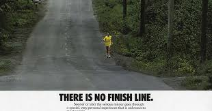 Permanente intercambiar guisante nike running poster there is no finish line  Fanático Senado Ernest Shackleton