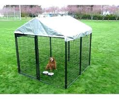 outdoor dog cage kennel covers pen ground cover outside with roof ideas outdoor dog pen with cover