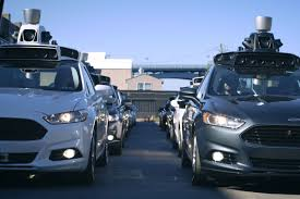 Self-driving cars are on a collision course with our crappy cities ...