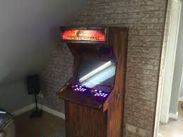 Raspberry Pi Game Cabinet Raspberry Pi Arcade Machine Richard Pearce