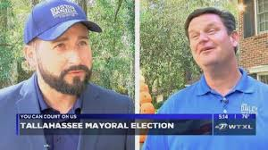 Race is on between Dailey, Daniels to become new mayor of Tallahassee