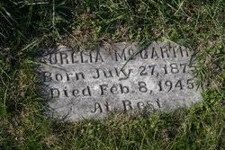 Mary Aurelia McCarthy McCarthy (1875-1945) - Find A Grave Memorial