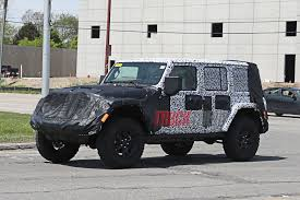 2018 jeep easter safari. interesting 2018 2018 jeep wrangler jl left front view in jeep easter safari