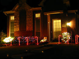 simple homes christmas decorated. Sears Outdoor Lighted Christmas Decorations Simple Homes Decorated L