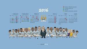2016 16 season mcfc fan art for laptop wallpaper