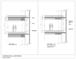 typical curtain wall section detail curtain menzilperdenet curtain wall mullion details curtain wall section cutain wbi