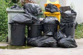 Image result for residential waste during the holiday season