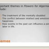 theme for flowers for algernon flowers ideas for review  6 themes important themes in flowers for algernon