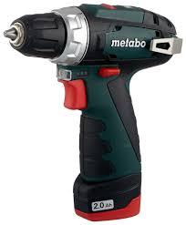 <b>Аккумуляторная дрель-шуруповерт Metabo PowerMaxx</b> BS 2014 ...