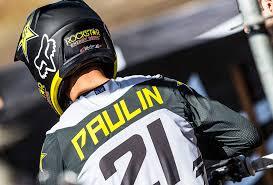 moto one. paulin wins moto one
