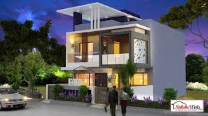3D Exterior Rendering Creative Decoration Best Decorating