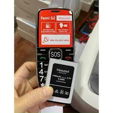 Điện thoại Masstel Fami S2 điện thoại cho người lớn tuổi - Hàng chính hãng  1 đổi 1 trong 30 ngày - Điện Thoại - Máy Tính Bảng