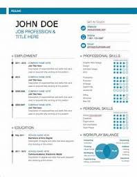 Gallery Of Resume Template Pages
