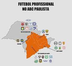 O mapa do futebol profissional no ABC – As Mil Camisas