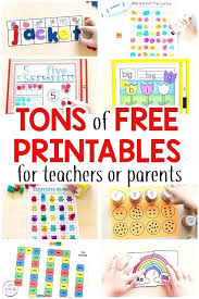 Free Printable Math Worksheets For Kindergarten And First Grade ...