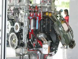 Perodua Myvi Engine Bay
