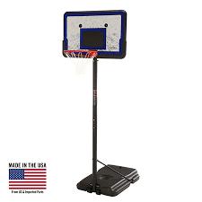 Basketball Display Stand Walmart Classy Lifetime 32 Portable Adjustable Height Basketball Hoop System 32