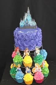 5 Birthday Cupcakes Disney Photo Disney Princess Cupcakes Disney