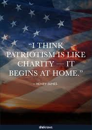 40 Quotes About America That'll Put You In A Patriotic Mood New Patriotic Quotes