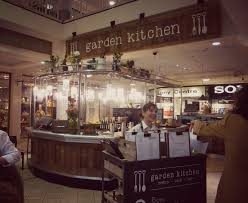 The Garden Kitchen New Girl In Toon A Garden Picnic