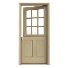Craftsman  Wood Doors  Front Doors  The Home DepotSolid Wood Exterior Doors Home Depot