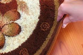 If your carpet, pad underneath or large area rug is damp or wet for any  reason, such as from cleaning, high humidity or water spills, mold may  begin to grow ...