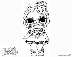 Lolprise Doll Coloring Pages Vacay Babay Dolls Pinterest Wonderful