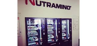 Gym Supplement Vending Machine Awesome Sports Vending News Nutrivend