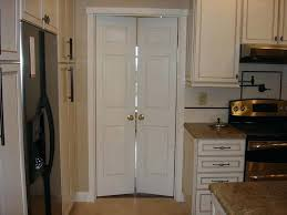 interior double doors another option doors for tight spaces can be made from a set of interior double doors